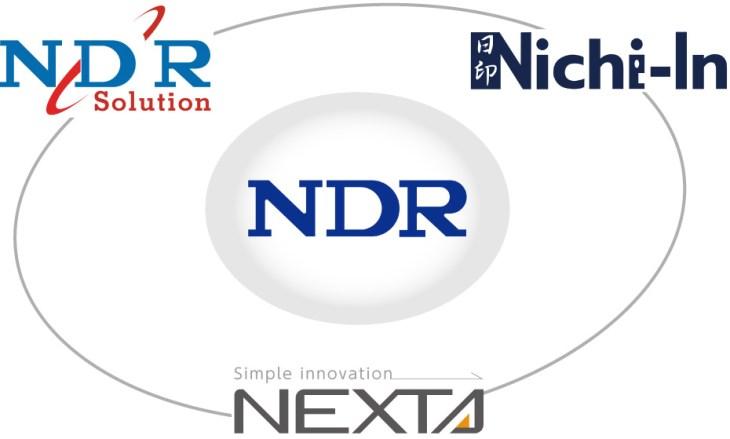 NDRグループ図