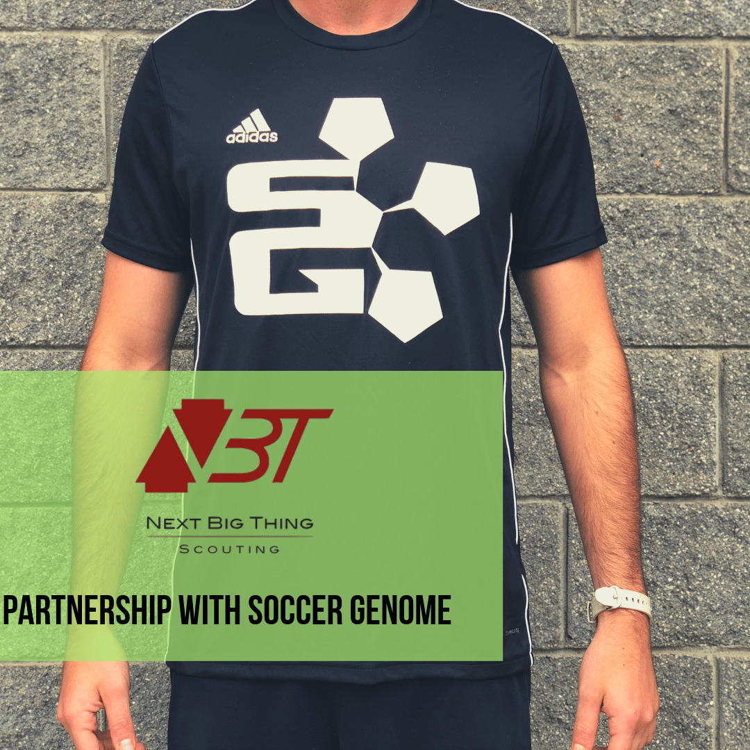 NBTS Announces Partnership with Soccer Genome
