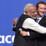 Facebook India : Mark Zuckerberg With ModiFacebook India : Mark Zuckerberg With Modi