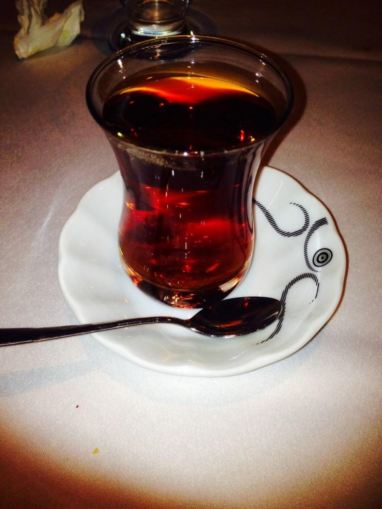 tea in istanbul