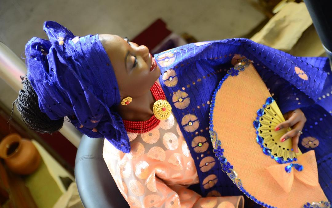 Traditional West African Engagement – A celebration!