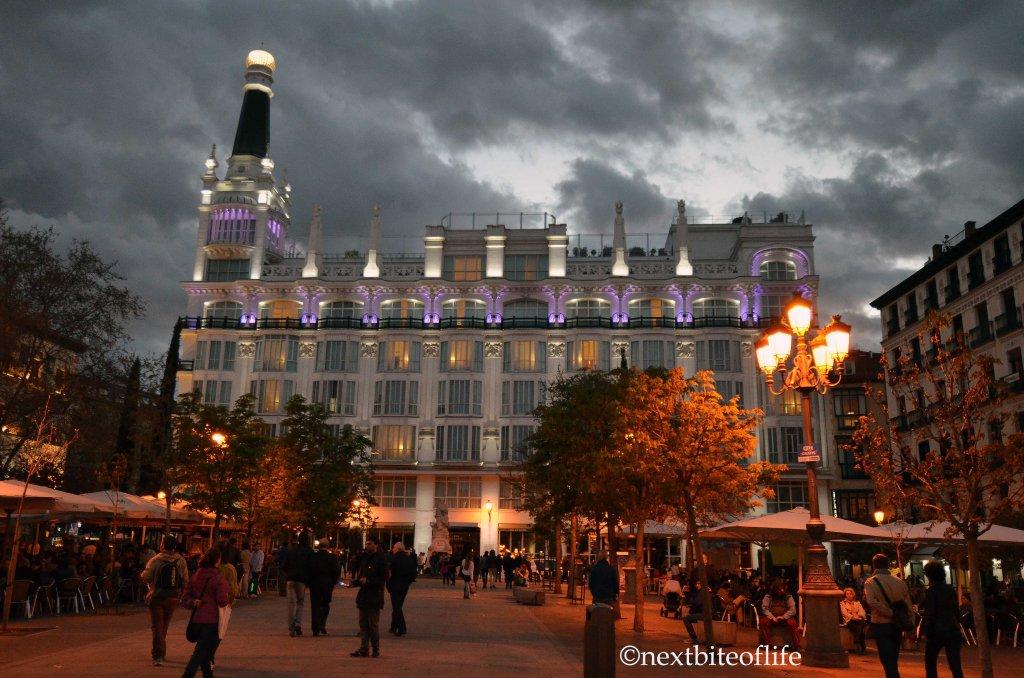 Madrid Ana la Santa
