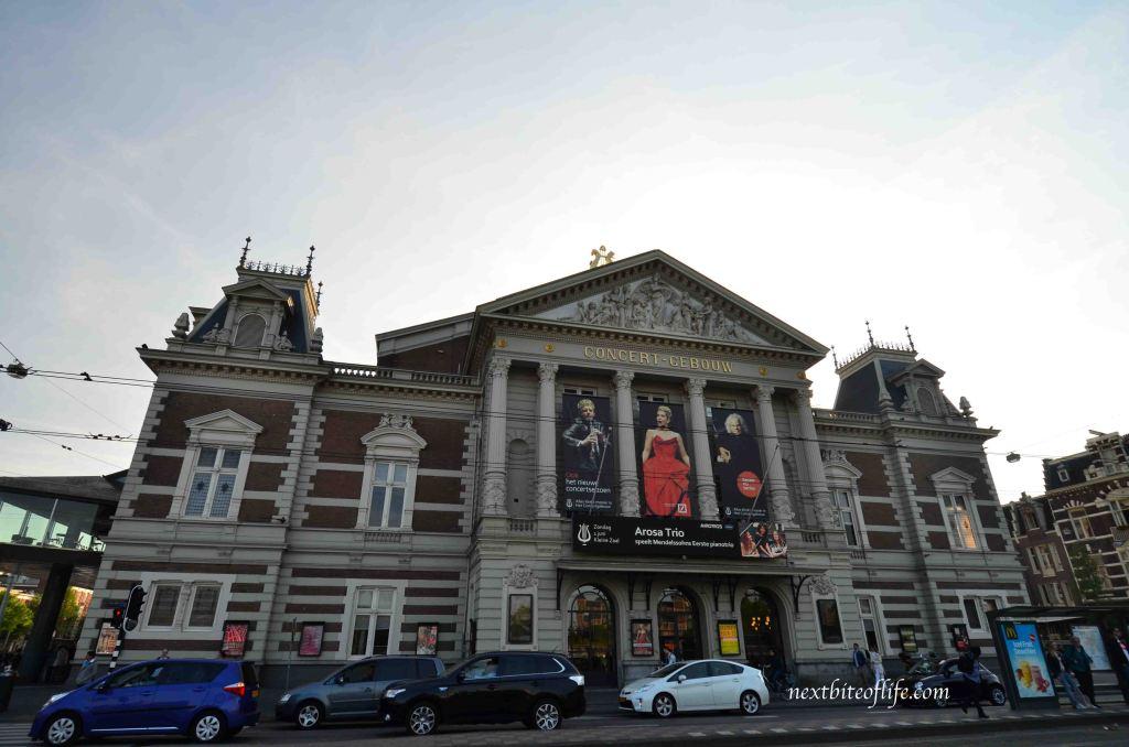 opera house amsterdam