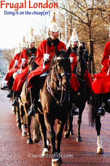 Frugal London Tips #london #england #uk #londontips #frugallondon #frugallondontips #visitlondon #changingoftheguards #doinglondoncheaper