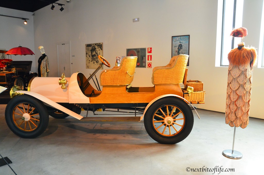 malaga auto museum convertible buggy