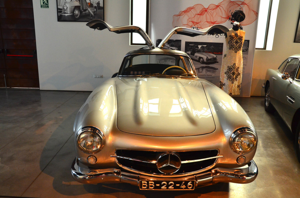 Sneak peek : Malaga Automobile Museum