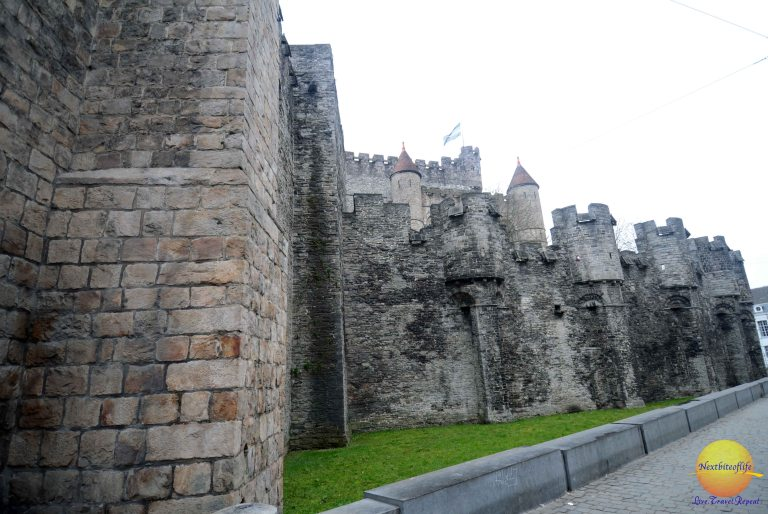 Gravensteen Castle