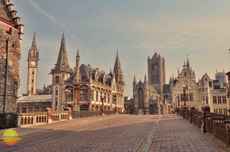 Why Ghent is my favorite city in Belgium