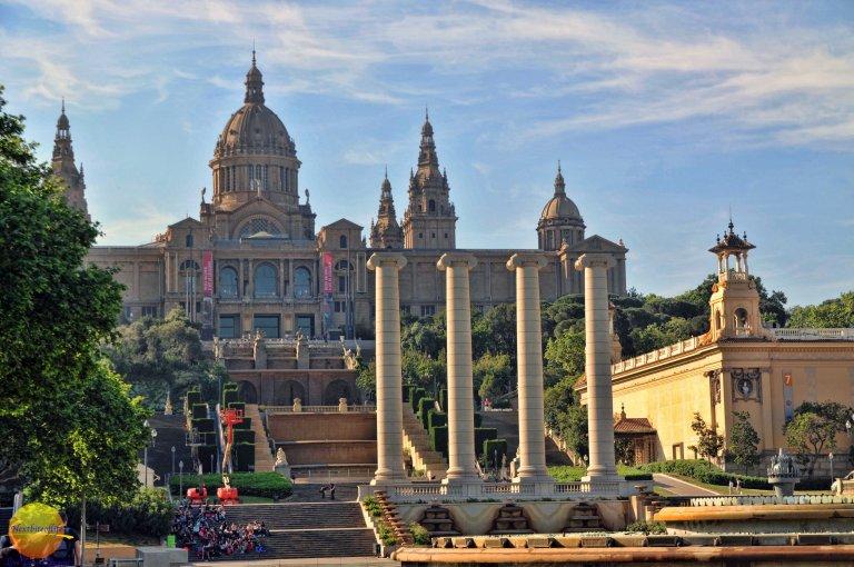 MNAC - Museo Nacional d'art de Catalonia