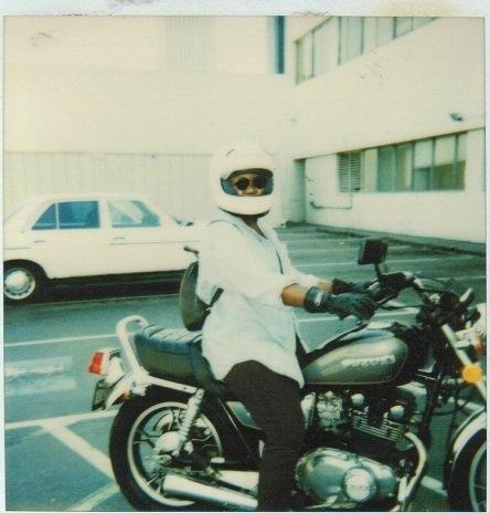 Fab Friday Find – Flashback Photo Motorcycle