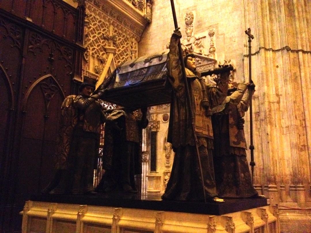 christopher columbus tomb 2
