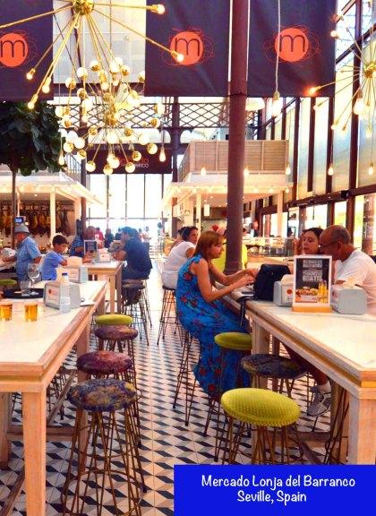 mercado barranco pinterest #mercadobarranco #lonja #delbarranco #gastronomymarket #sevillemercado #mercadobarranco #mustvisitseville #sevilleguide