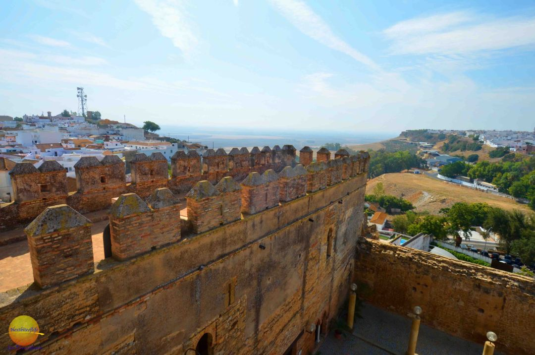 carmona fortress view 1