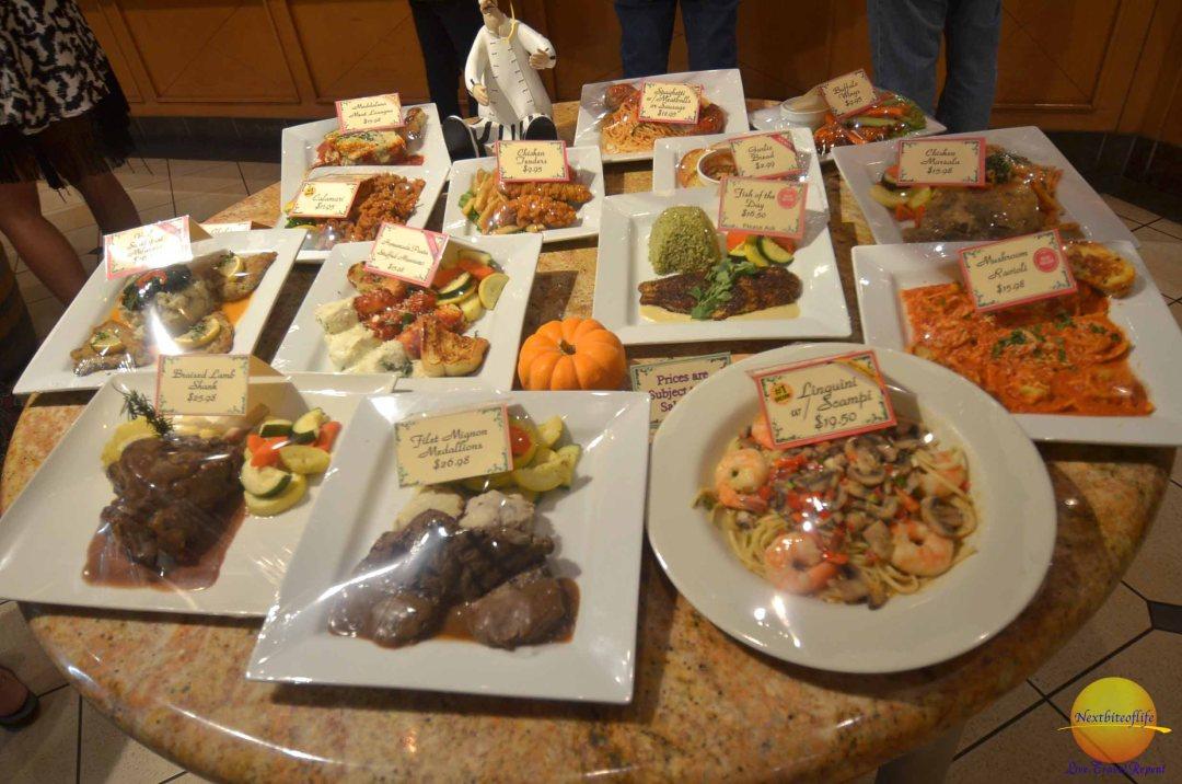 maddalena restaurant food
