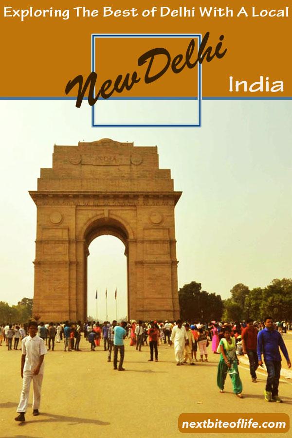 Day in New Delhi with a local #Newdelhisights #newdelhi #india #Indiagate #foodindelhi #visitindia #mustvisitdelhi #dehlisightseeing
