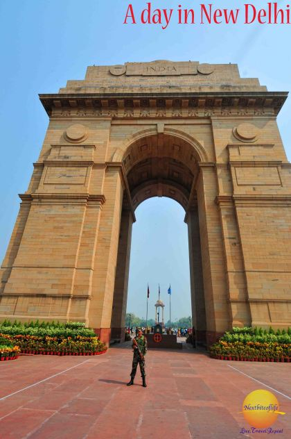 a day in New delhi with a native #newdehli #india #indiagate #indiaguide #newdelhiguide #mustseenewdelhi