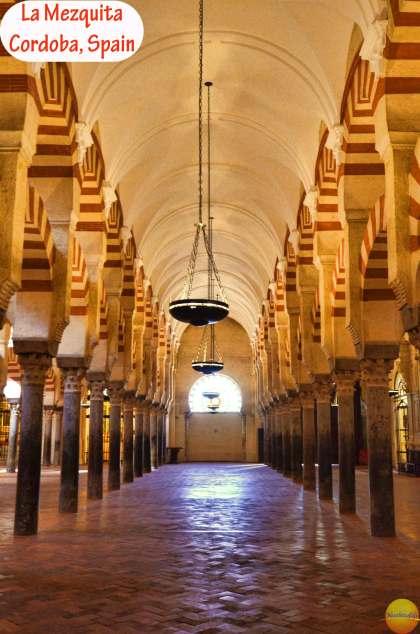 mezquita-pinterest #mezquita #cordoba #lamezquita #lamezquitacordoba #mudejar #greatmosquecordoba #visitcordoba #spain #andalusia