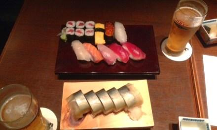 Foodies in Japan – What we ate