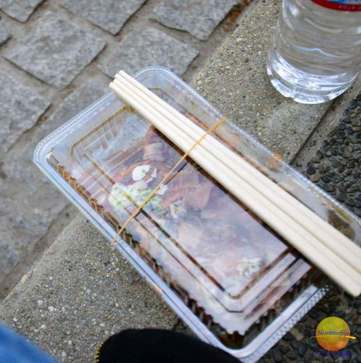takoyaki street food japan