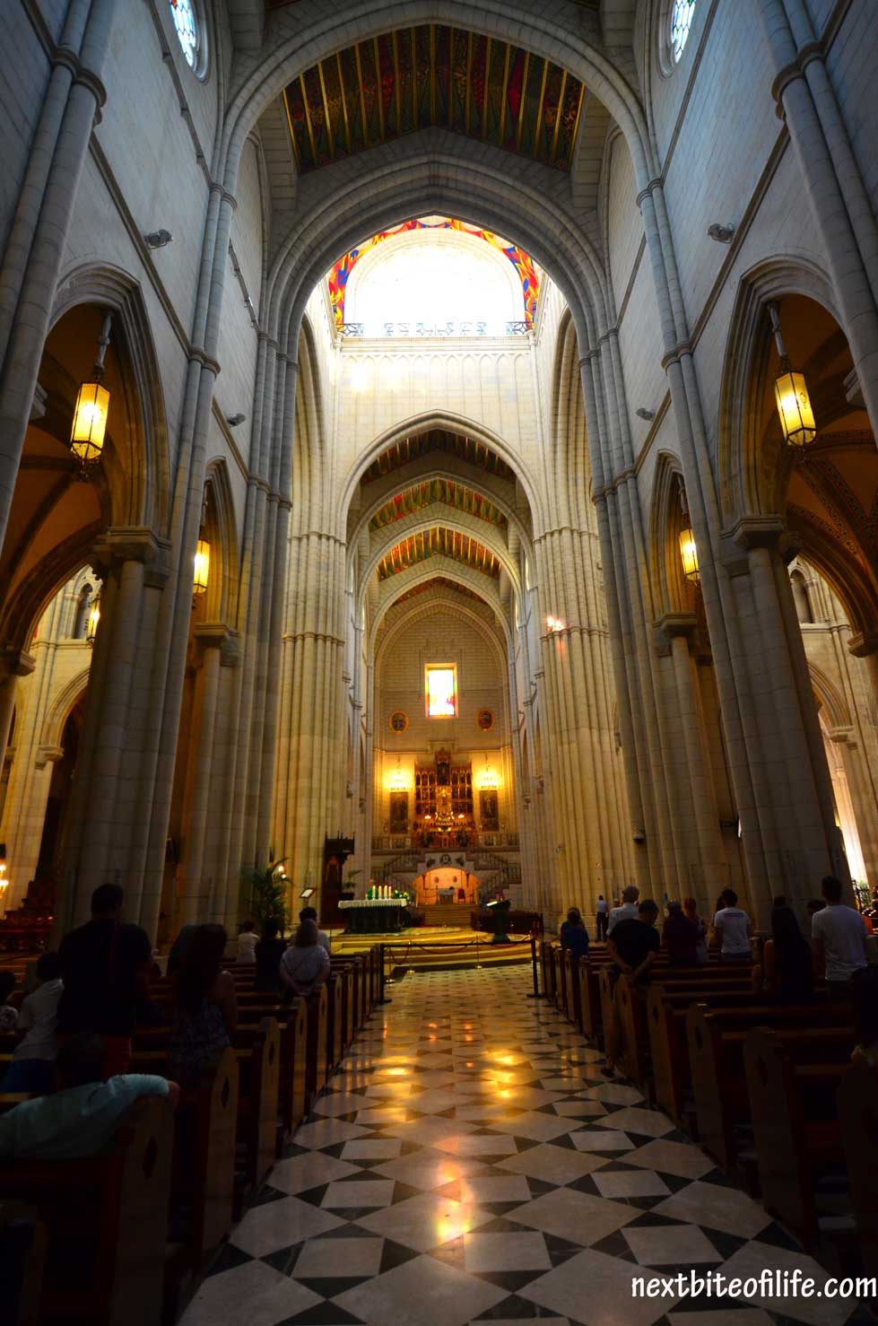 how to spend a day in madrid cathedral