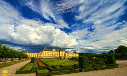 Drottingholm Palace In Stockholm: It's Good To Be King