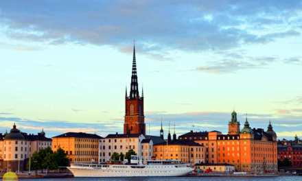 Stockholm Sweden Surprises you in every way
