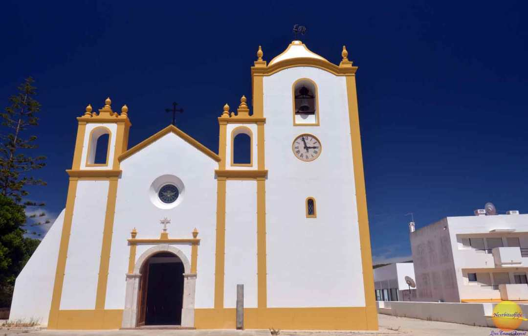 lagos portugal awesome church