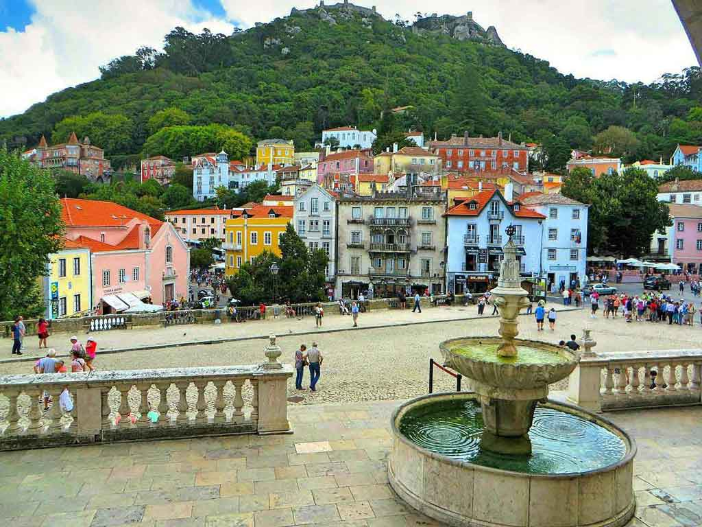 Rare Epic Travel Fail To See Sintra Portugal