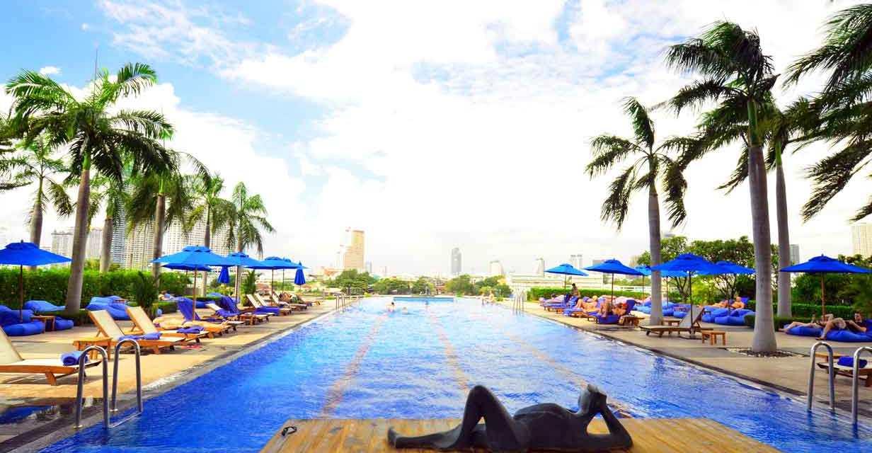 Sensational Chatrium Hotel Riverside Bangkok. (A Review ...