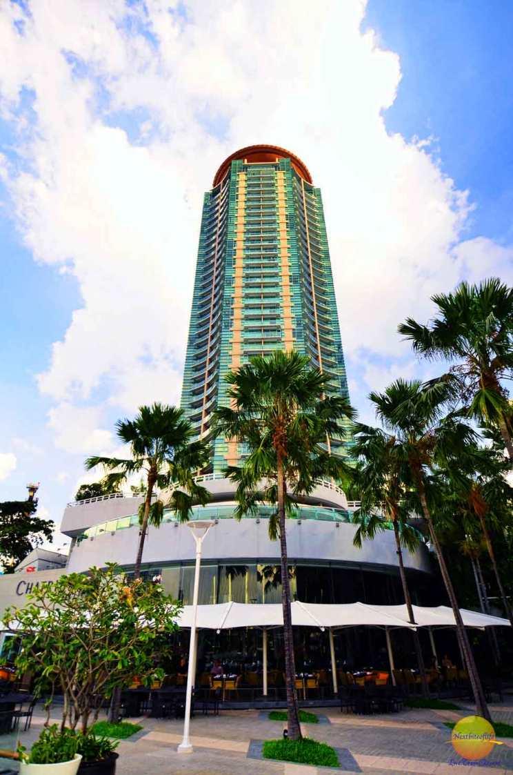 sensational chatrium hotel riverside bangkok