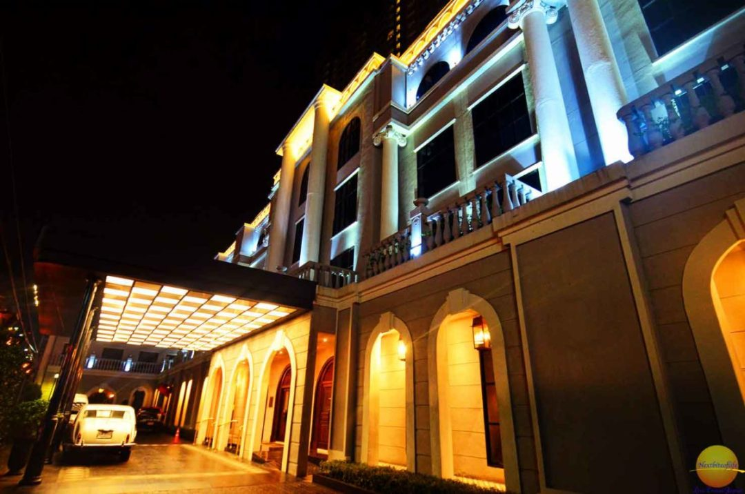 metropole bangkok hotel understated luxury