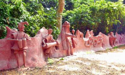 Historic Osun Osogbo Sacred Grove Is Terrific!
