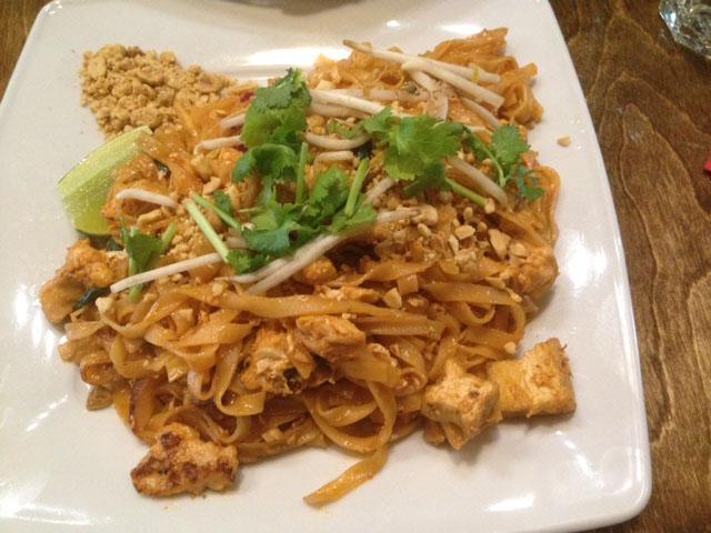 pad thai noodels warsaw