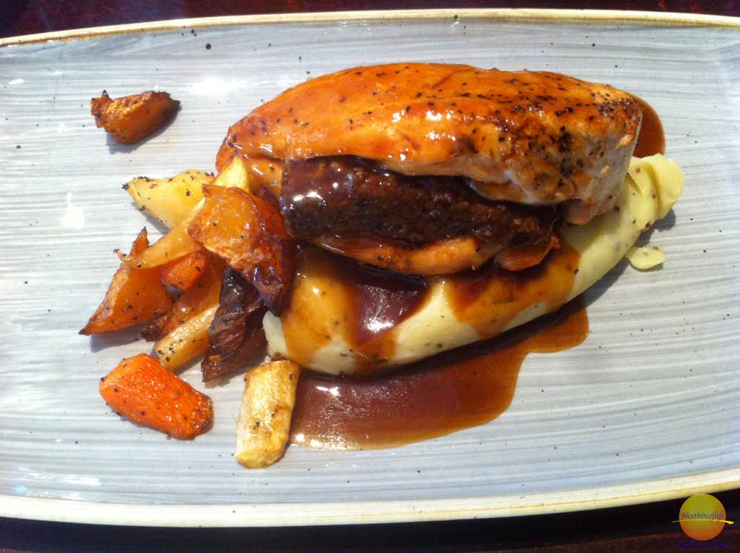 chicken breast meal bothys glasgow