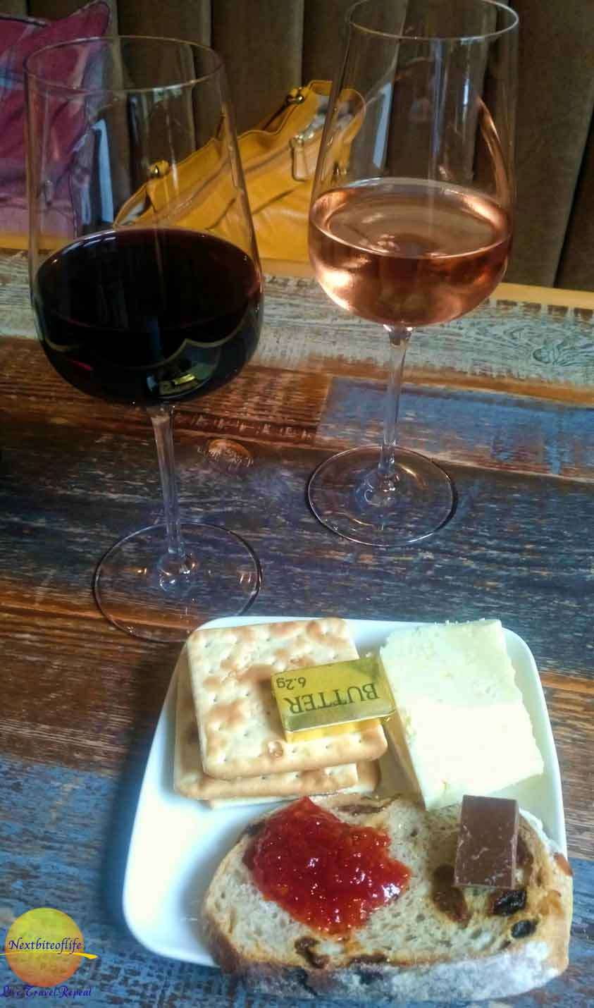 wine and cheese at z hotel glasgow guide