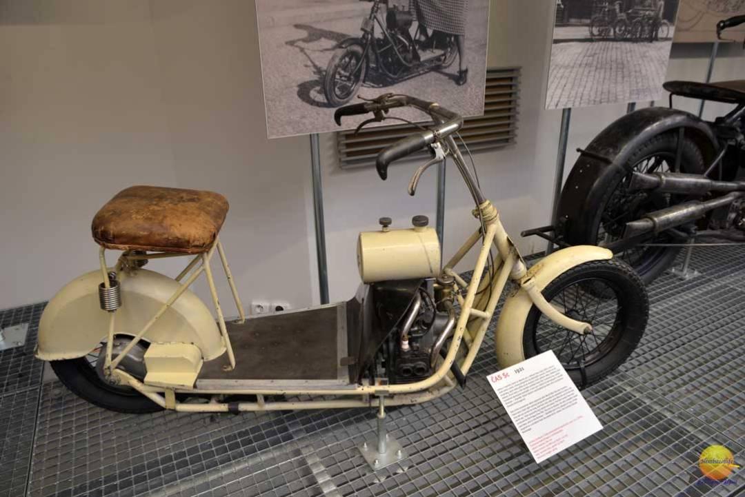 Cas bike nardoni museum