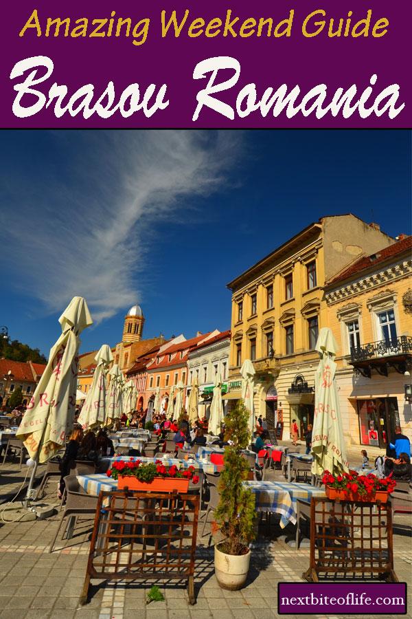 Weekend in brasov Romania Guide #48hrsbrasov #brasov #romania #brasovguide #brancastle