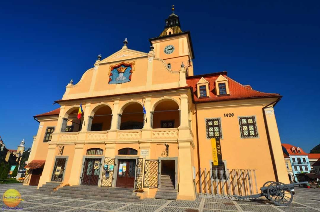 history museum brasov