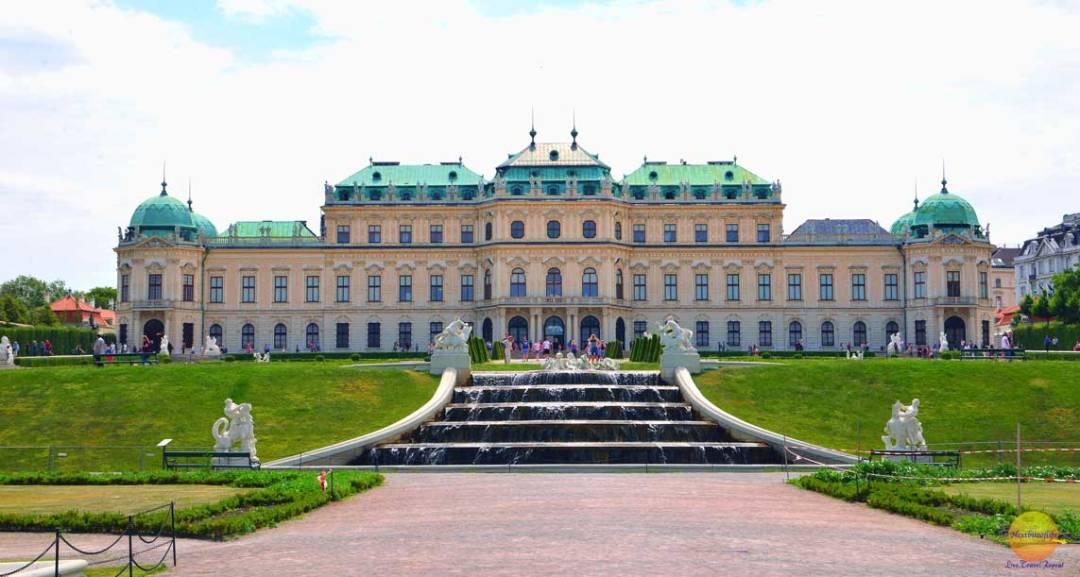 belvedere complex vienna