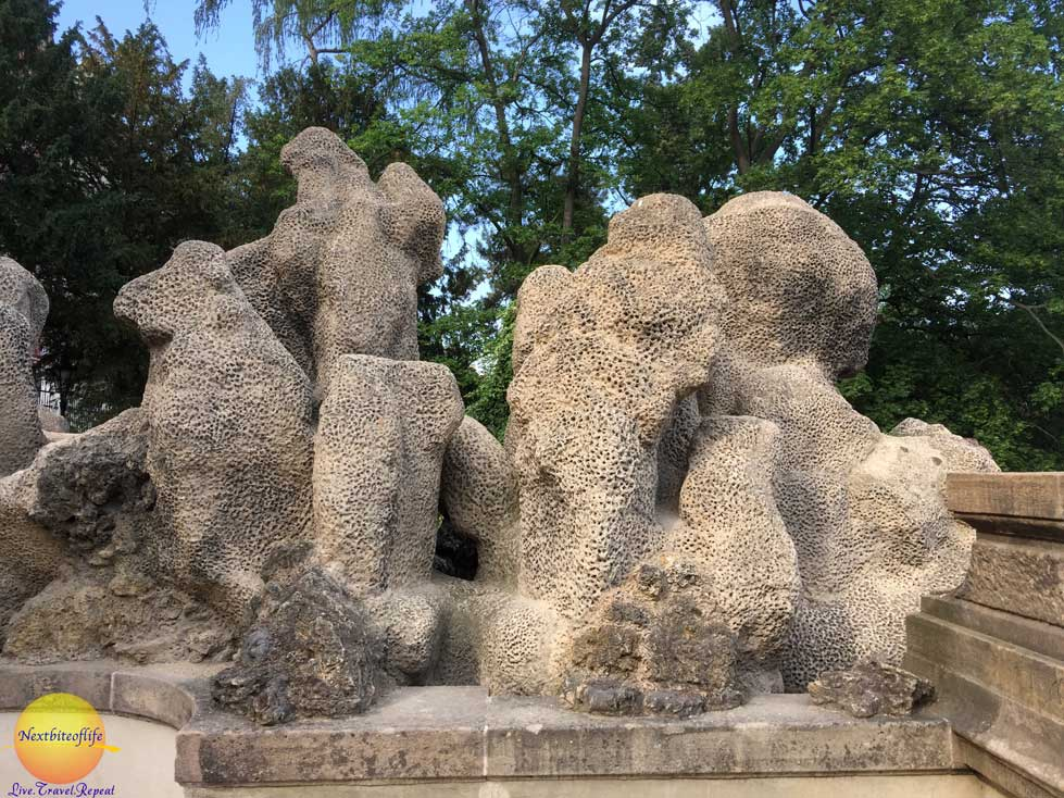 havlock sady park rock formations