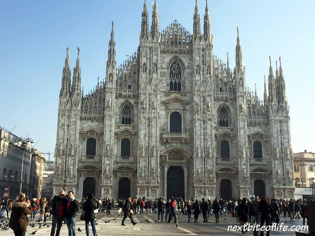 The Milan Dumo