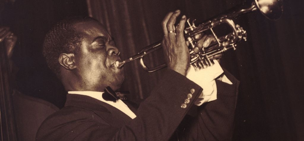 Louis Armstrong Live in Europe
