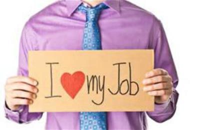 man loves his job 396 x 260