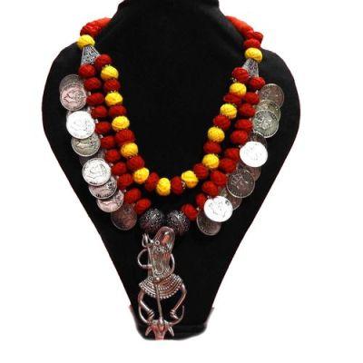 NextBuye Dancing Durga Necklace 1