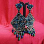 NextBuye Rajasthani Ethnic Earrings 4