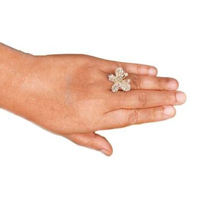 NextBuye Butterfly Stone Fashion Rings 1