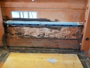 New beam