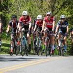 Women's peloton