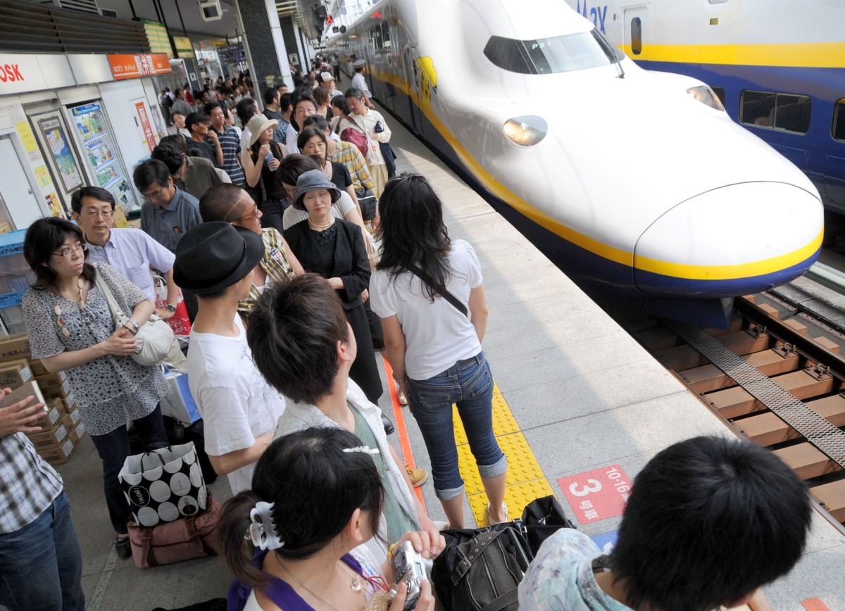 Japan S Bullet Train The World S First And Still Best