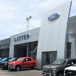 Cutter Ford Aiea
